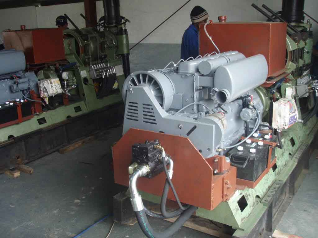 Gem Drill Machinery