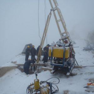 Afganistan-Drilling