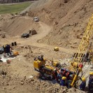 Afghanistan Drilling for Gold